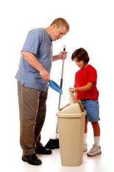Actividades en las que los niños pueden ayudar en casa