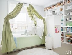 Contemporary Children's Room by MR Architecture + Decor | AD DesignFile - Home Decorating Photos | Architectural Digest