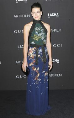 H CHARLOTTE CASIRAGHI ΜΕ GUCCI http://www.instyle.gr/look-of-the-day/
