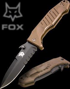 Fox Delta Spec Ops 1 Col Moshin #pocketknife