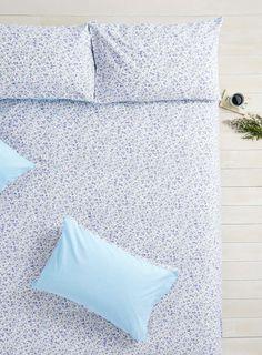 Vintage Lilac Ditsy Bedding Set