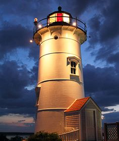 Beautiful Lighthouses in America: Nobska Point Light  Falmouth , Ma