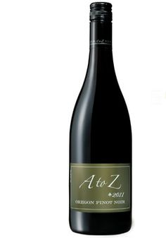 A to Z Wineworks – Nothing beats an Oregon Pinot Noir!