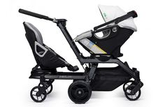Once I get Stryder the stroller seat we will have the full system, thanks to grandma :)
