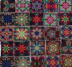 USA Made - Mosaic Tiles - Wall Tiles - Jewelry Tiles by WhereGypsiesRoam