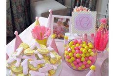 Cute. Tea party theme .elegant