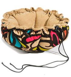 Symphony Nest Style Dog Bed by Bowsers (More Colors)