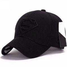 2018 Superman hat Casquette Superman Baseball Caps hats for Men Bone Diamond Snapback caps For youth caps Trucker Hat Gorras Fitted Baseball Caps, Baseball Hats, Baseball Field, Outdoor Hats, Outdoor Men, Hats Online, Vintage Embroidery, Caps For Women, Mens Caps