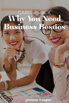 Here are three reasons why you should build your own #GIRLBOSS girl gang. #CareerAdvice