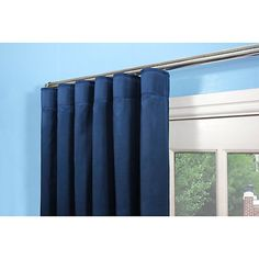 Buy John Lewis Perfect Pleat Curtain Track, Satin Silver, Dia.28mm, L300cm Online at johnlewis.com
