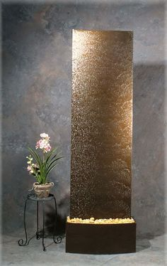 wall fountain indoor