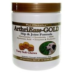 Arthriease-Gold Soft Chews 120 count >>> Hurry! Check out this great product : Dog supplies for health