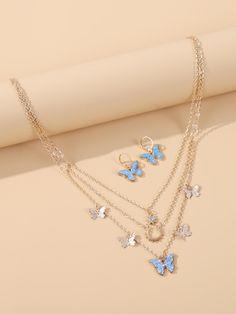 Fancy Jewellery, Stylish Jewelry, Cute Jewelry, Jewelry Sets, Jewelry Accessories, Fashion Jewelry, Jewelry Design, Kids Jewelry, Hippie Jewelry