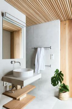 Home Gym Design, House Design, Room Partition Designs, Wood Interiors, Architectural Elements, Contemporary Interior, Bathroom Inspiration, Bathroom Ideas, Decor Interior Design