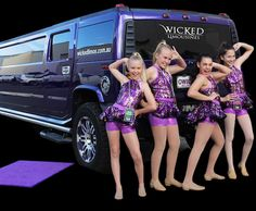 Wicked Limousines - Perth