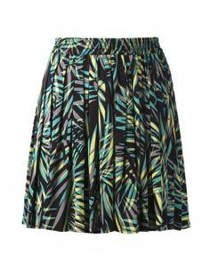 Claudia Tropical Skirt