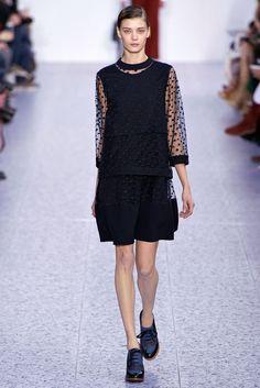 Chloé Fall 2013 Ready-to-Wear Fashion Show - Diana Moldovan (IMG)