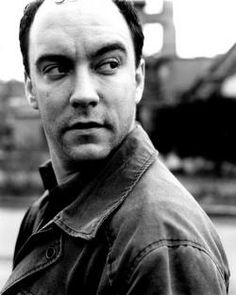 Dave Matthews and that gosh darn lovely eyebrow. You're killing me dave.