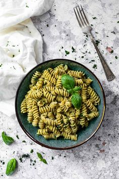 Vegan Pesto Cream Sauce is a nice creamy sauce with all the basil flavor. This plant based pasta sauce recipe is dairy free and oil free and made with whole food plant based ingredients. Make it for your next vegan dinner. #veganpasta #veganbasil #veganbasilsauce #pesto Vegan Dinner Recipes, Vegan Dinners, Vegan Recipes Easy, Whole Food Recipes, Creamy Pesto Sauce, Cheap Vegan Meals, Whole Grain Foods, Healthy Vegan Breakfast, Pasta Sauce Recipes