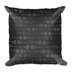 Dot Dot Dash Throw Pillow by LesPetitsPrints on Etsy