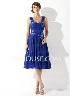 Homecoming Dresses - $118.99 - A-Line/Princess Sweetheart Knee-Length Chiffon Homecoming Dress With Ruffle Lace Beading (022010130) http://jjshouse.com/A-Line-Princess-Sweetheart-Knee-Length-Chiffon-Homecoming-Dress-With-Ruffle-Lace-Beading-022010130-g10130?no_banner=1&utm_source=facebook&utm_medium=post&utm_campaign=6005941673279&utm_content=131006J_7