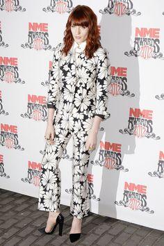 Tendencia total look pasarelas, celebrities y street style: Florence Welch