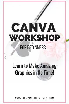 Canva for beginners Learn Canva Learn to make graphics
