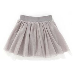 Girl's Tulle Skirt with Pure Cotton Lining £13.00