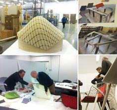 patrick norguet: kobi chair for alias - designboom | architecture & design magazine