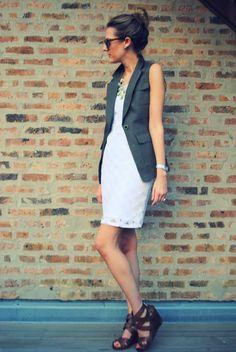 blazer-like vest