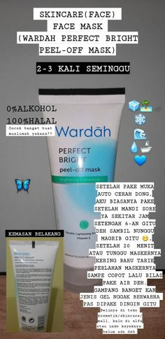 Facial Skin Care, Natural Skin Care, Beauty Care, Beauty Skin, Beauty Hacks, Face Care, Body Care, Mode Ootd, Skin Treatments