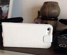Leather Cover, protezione in vera pelle per iPhone 5/5s