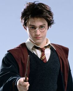 """If The Characters Of """"Harry Potter"""" Looked Like They Did In The Books"""