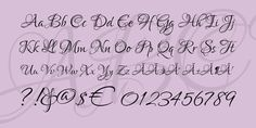 Lovers Quarrel Font · 1001 Fonts