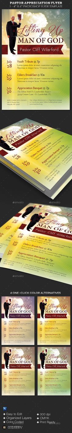 Youth Conference Church Flyer  Youth Conference Flyer Template