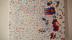 Pompidou Kids Rugs, Quilts, Blanket, Centre, Museum, Paris, Design, Home Decor, Montmartre Paris