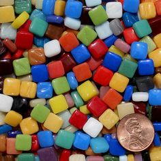 E00 recycled glass mosaic tile