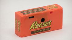 Reese's Peanut Butter Cup Novelty Camera
