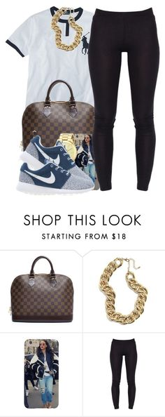 """""""71515"""" by polyvoreitems5 ❤ liked on Polyvore featuring Louis Vuitton, Michael Kors, NIKE, women's clothing, women, female, woman, misses and juniors"""