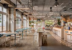 Merivale Coogee Pavilion furniture design fit out