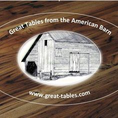 About Us - Reclaimed Wood Farm Tables in virginia How To Antique Wood, Vintage Wood, American Barn, Pine Timber, Farm Tables, Woodworking Skills, Old Barns, Furniture Companies, A Blessing