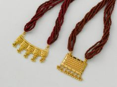 Just Pendant from the gold factory  i) 4.700 gm, Rs.16,380/- ii) 5.950 gm,Rs.20,740/-