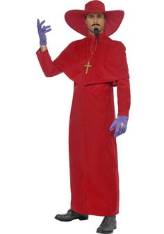 Spanish Inquisition Costume - Monty Python - Funny Costumes at Escapade™ UK
