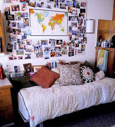 Dorm walls