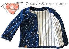 By Redmantis: Coco #01 Schnitt von schnittchen.com