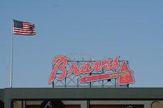 watch the Atlanta Braves at Turner Field