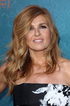 Connie Britton at the 2015 premiere of 'Me and Earl and the Dying Girl'. http://beautyeditor.ca/2015/06/15/best-celebrity-beauty-looks-bryce-dallas-howard