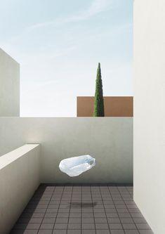 Massimo Colonna '(No) Gravity' Architectural Settings | Trendland