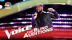 """The Voice 2015 Blind Audition - Darius Scott:""""You Make Me Wanna..."""""""