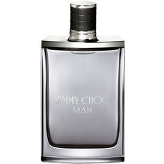 Men's Jimmy Choo Man Eau De Toilette (€61) ❤ liked on Polyvore featuring men's fashion, men's grooming, men's fragrance, no color and jimmy choo mens fragrance